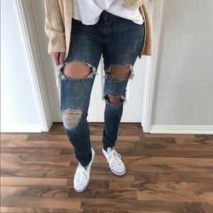 mrsalliexo Jeans - ✨Sale✨Distressed Jeans✨Reposh✨